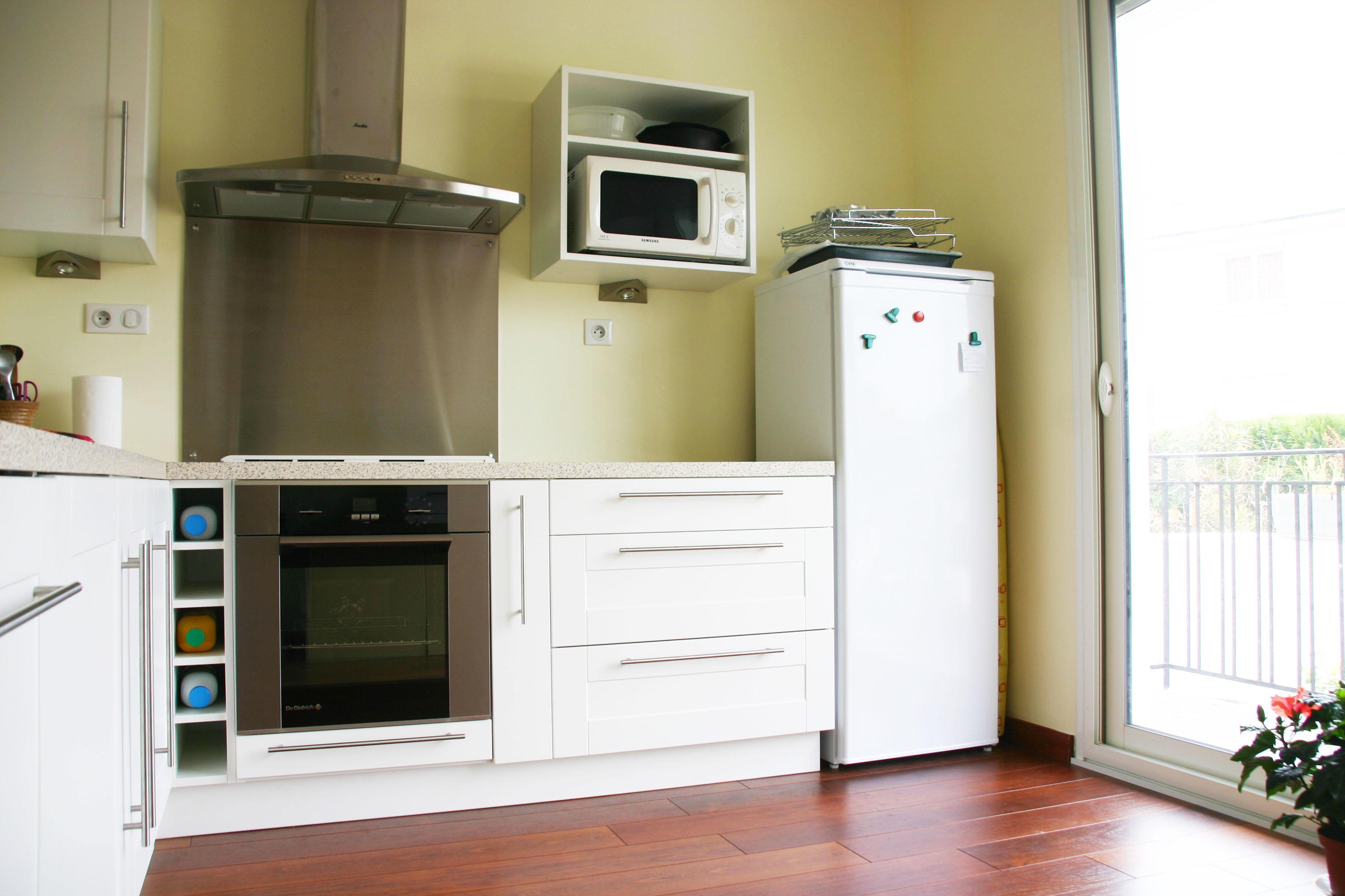modification cuisine ouverte sur s jour renoveo. Black Bedroom Furniture Sets. Home Design Ideas