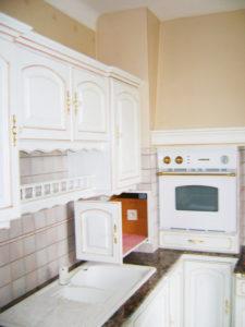 Cuisine avant renovation