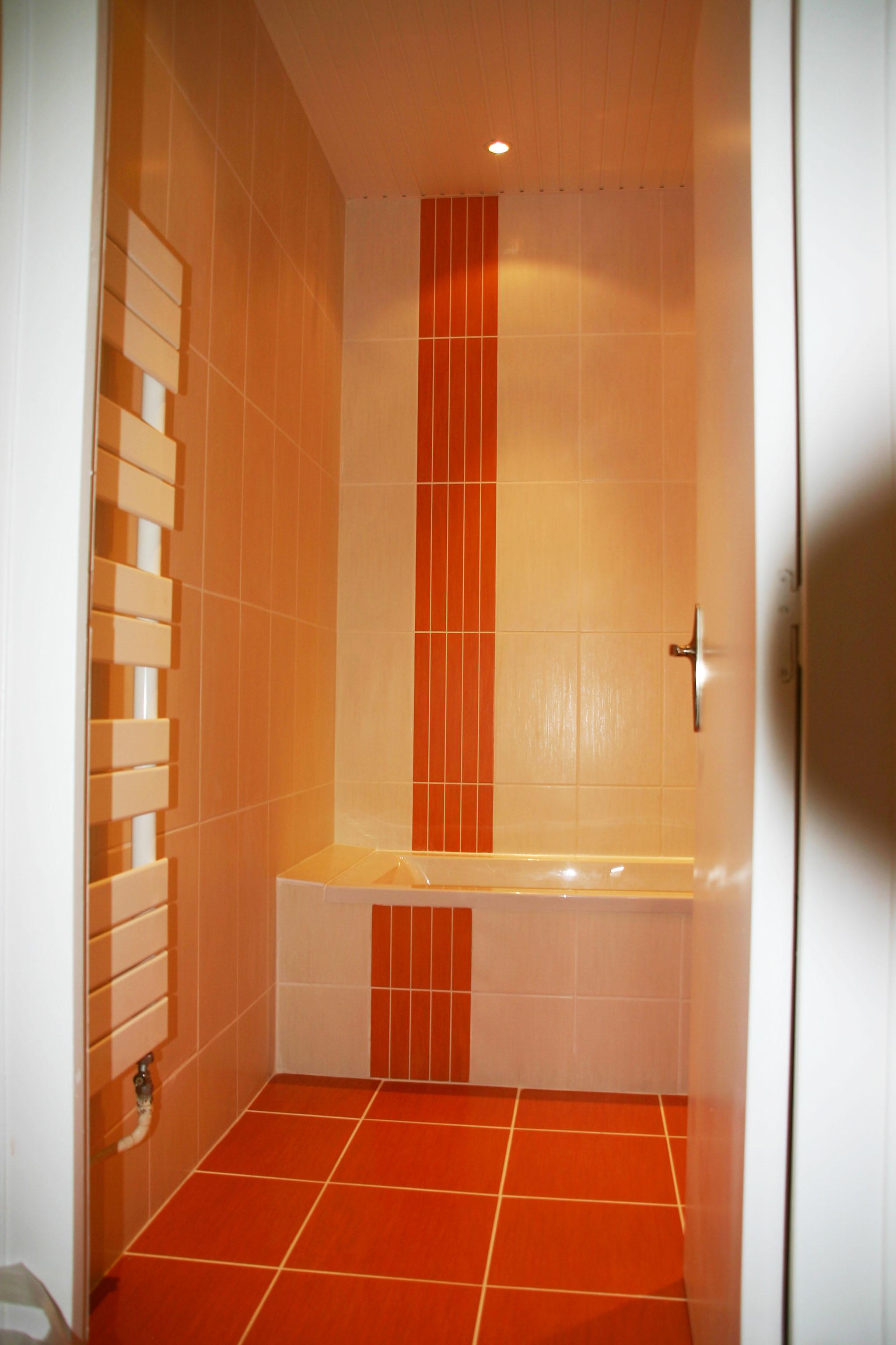 Meuble Salle De Bain Neo Leroy Merlin ~ restauration salle de bains quartier beaus jour renoveo
