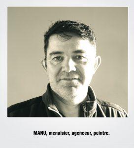 Professionnel - Menuisier, agenceur et peintre à Nantes