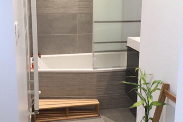 Optimisation de l'agencement d'une salle de bains