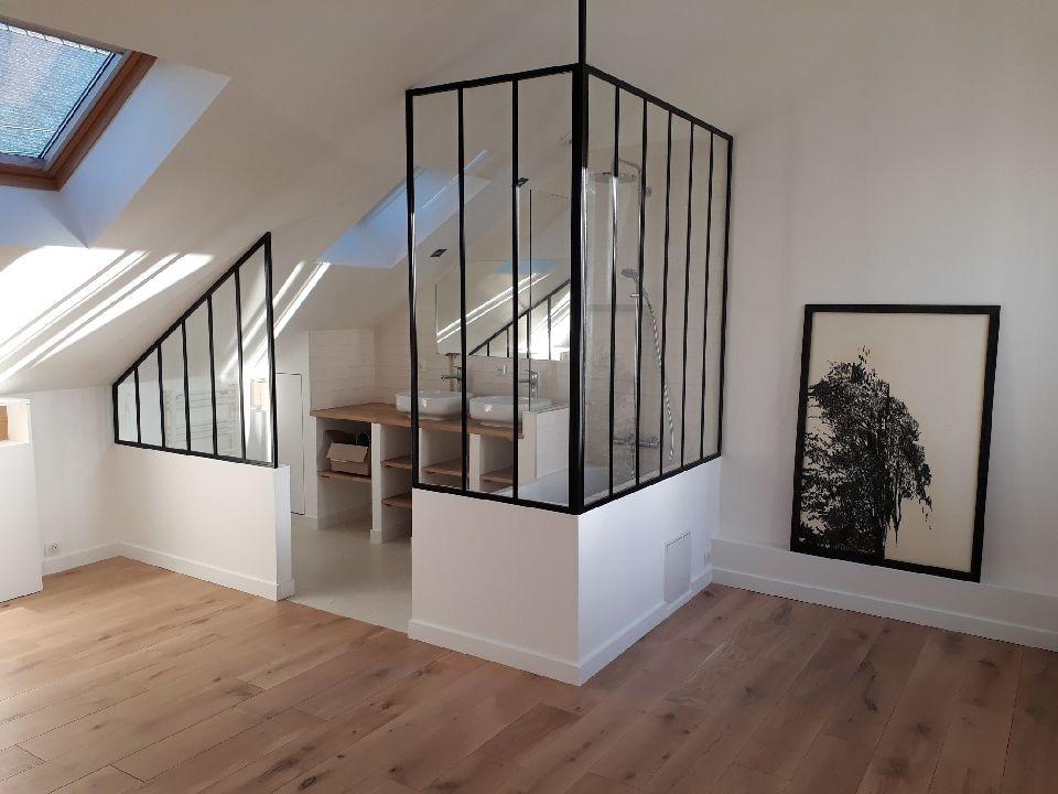 am nagement d 39 une suite parentale renoveo. Black Bedroom Furniture Sets. Home Design Ideas