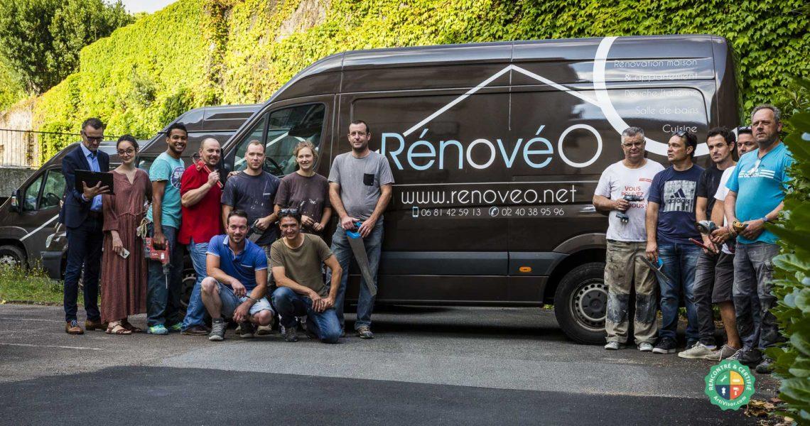L'équipe de Rénovéo à votre service