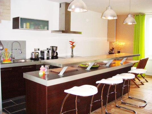 Rénovation cuisine espace de vie
