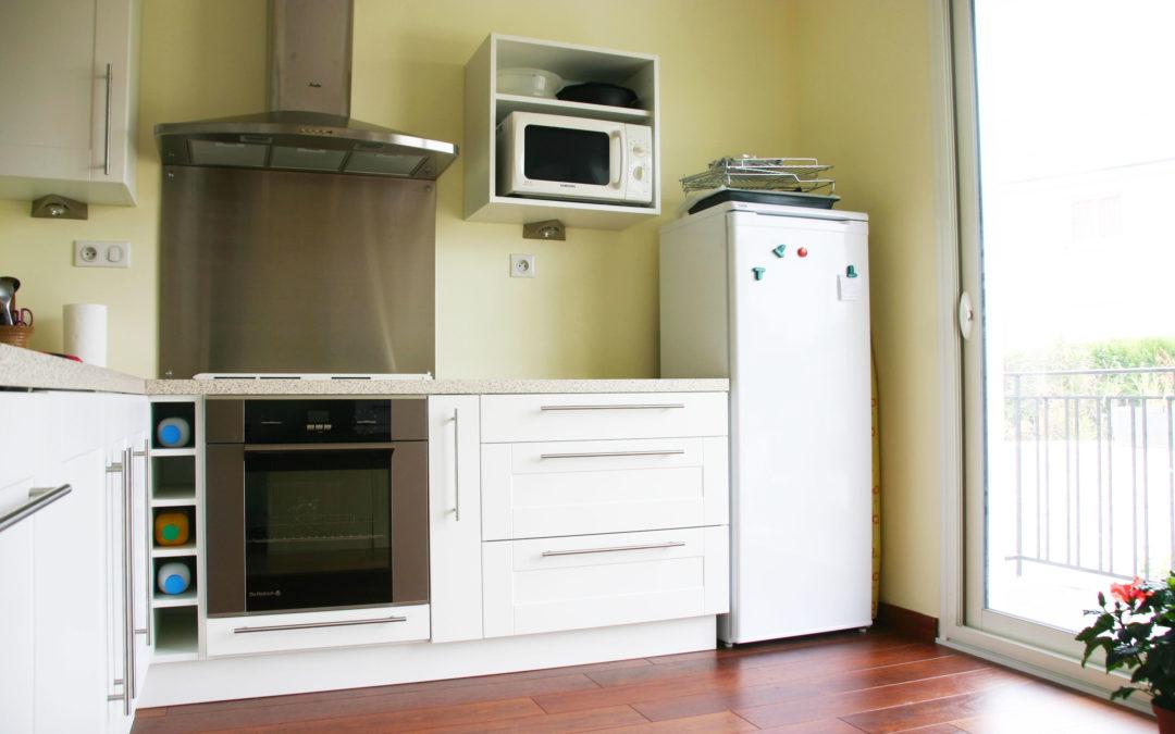 Modification cuisine ouverte sur séjour