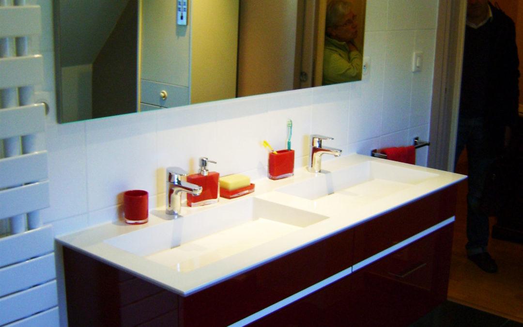 Agencement Salle de bains à Orvault
