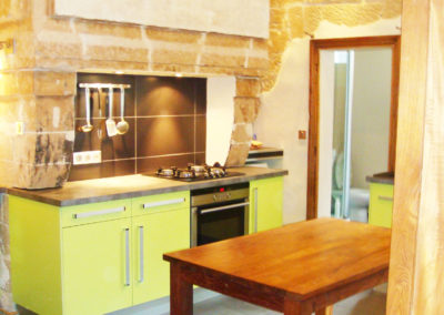 Rénovation cuisine ancienne