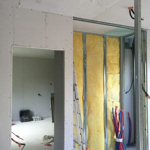 rénovation placo