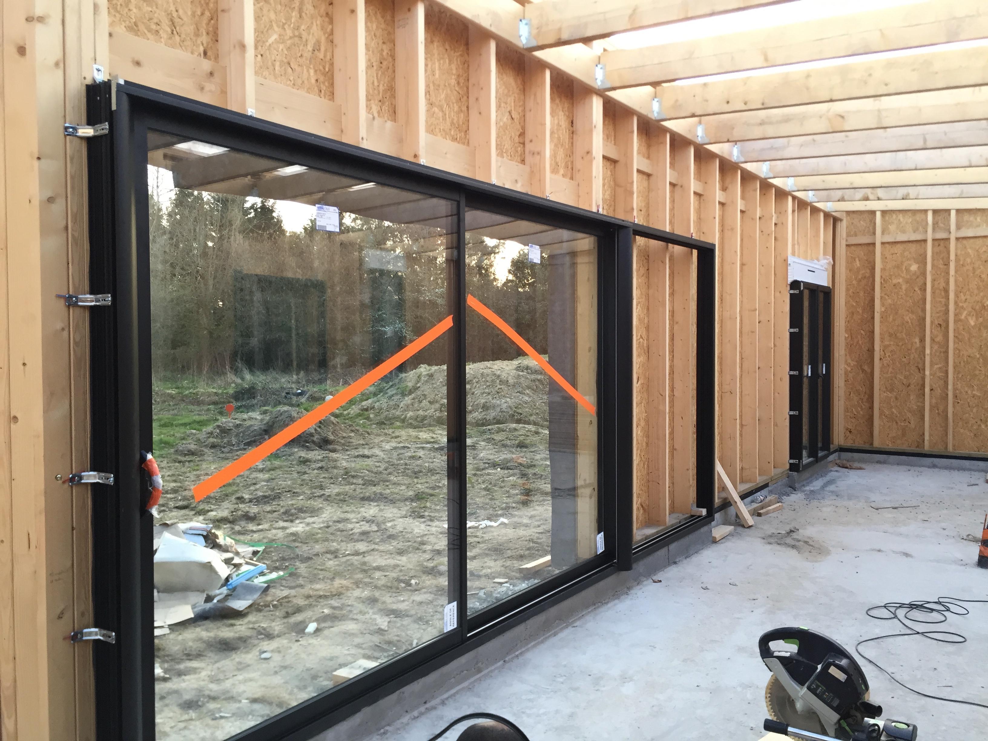 Prix Maison Ossature Metallique Clé En Main agrandissement et construction maison bois à nantes