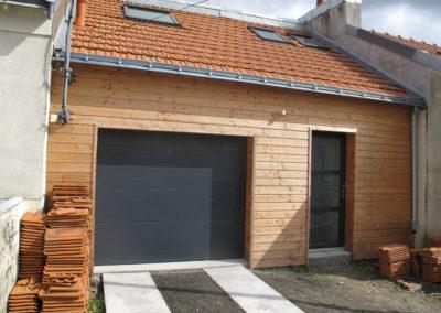Rénovation intégrale d'une maison à Chantenay