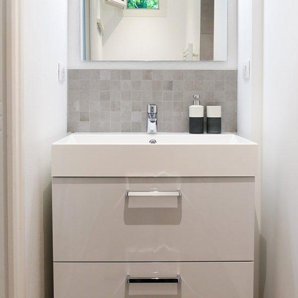 Réfection globale de la salle de bain