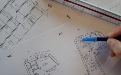 Quelles procédures pour vos travaux : s'en remettre à un architecte