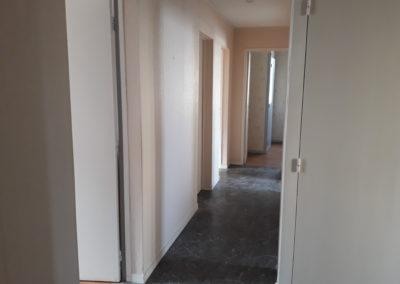 Rénovation et agencement d'un appartement - Entrée avant