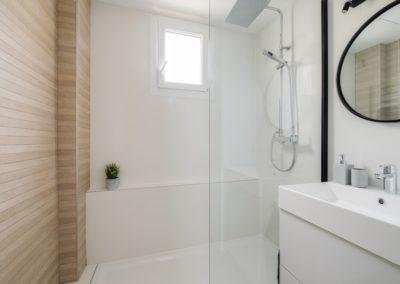 Rénovation et agencement d'un appartement - Salle de bains