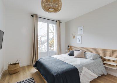 Rénovation et agencement d'un appartement - Chambre 3