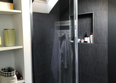 Rénovation d'une salle de bains – Nantes – Quartier Procé